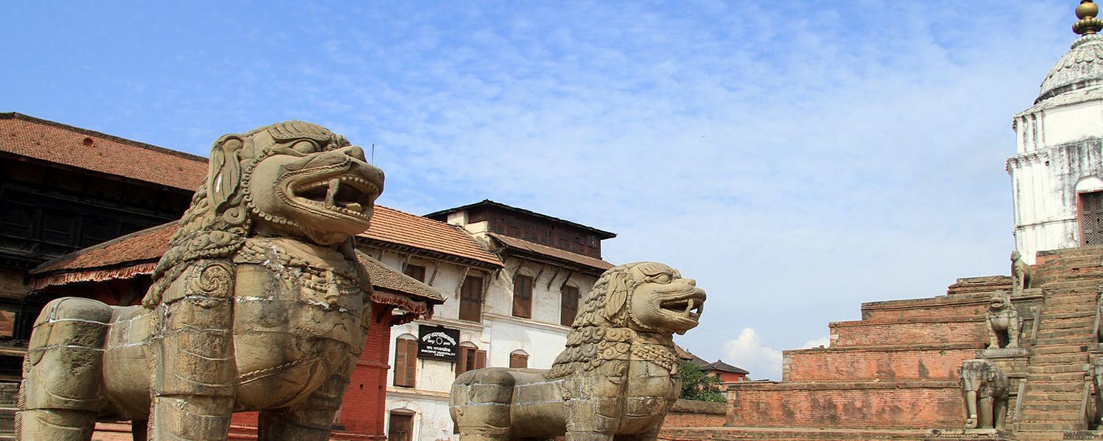 Asie; Népal; Bhaktapur;