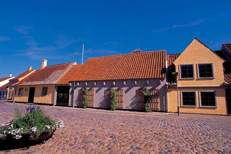 Con 185.900 abitanti, Odense è la terza città più grande della Danimarca.