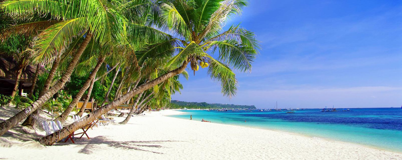 Boracay Travel Guide Map