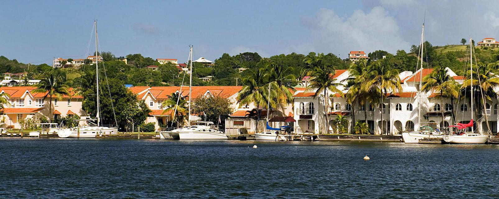 Caraïbes; Caraibes; Sainte-Lucie; Rodney Bay;