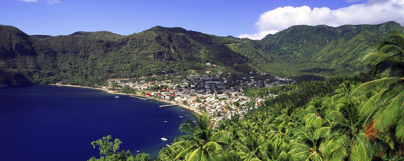 Caraïbes; Caraibes; Sainte-Lucie; Soufriere;