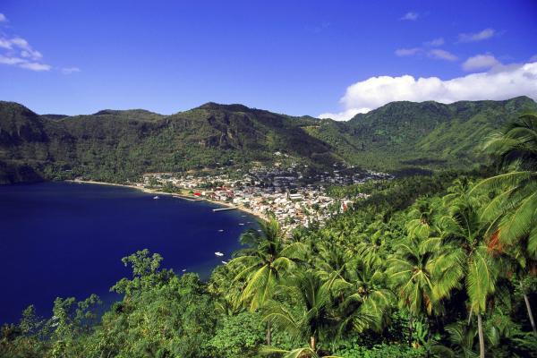 Hasil gambar untuk St. Lucia (Lesser Antilles) 600x400