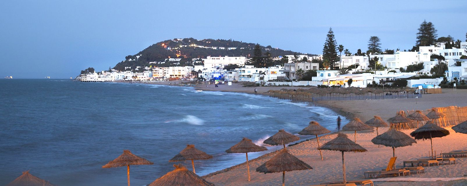 Gammarth, Tunisie,