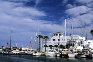 Afrique; Tunisie; Port el Kantaoui;