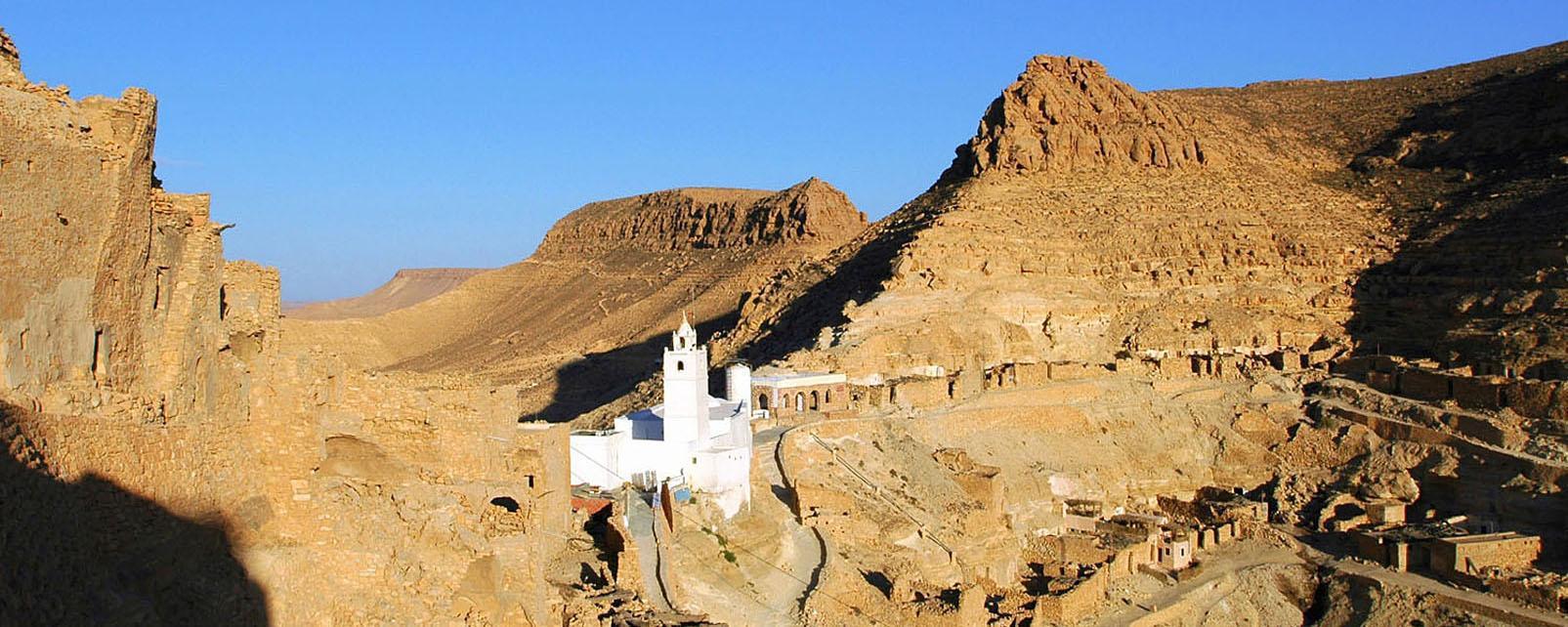Afrique; Tunisie; Tataouine;
