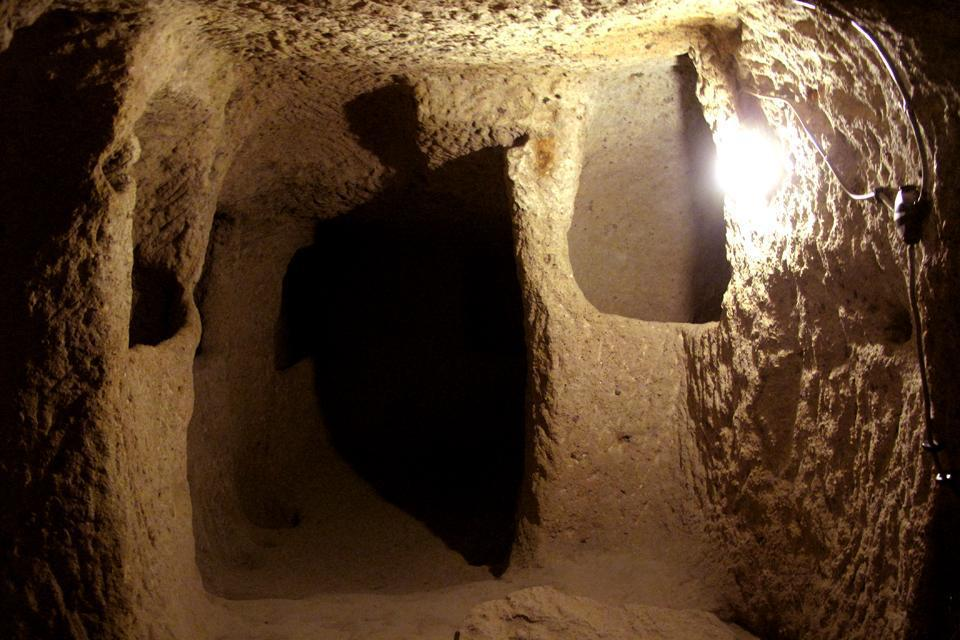Although 36 underground cities have been listed in Turkey to this day, most of them are no longer accessible because they are buried.