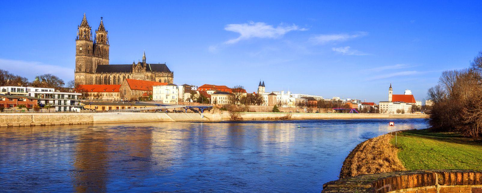 Magdebourg, Allemagne,