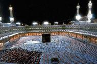 Every good Muslim should go on a pilgrimage to Mecca at least once in their lifetime.