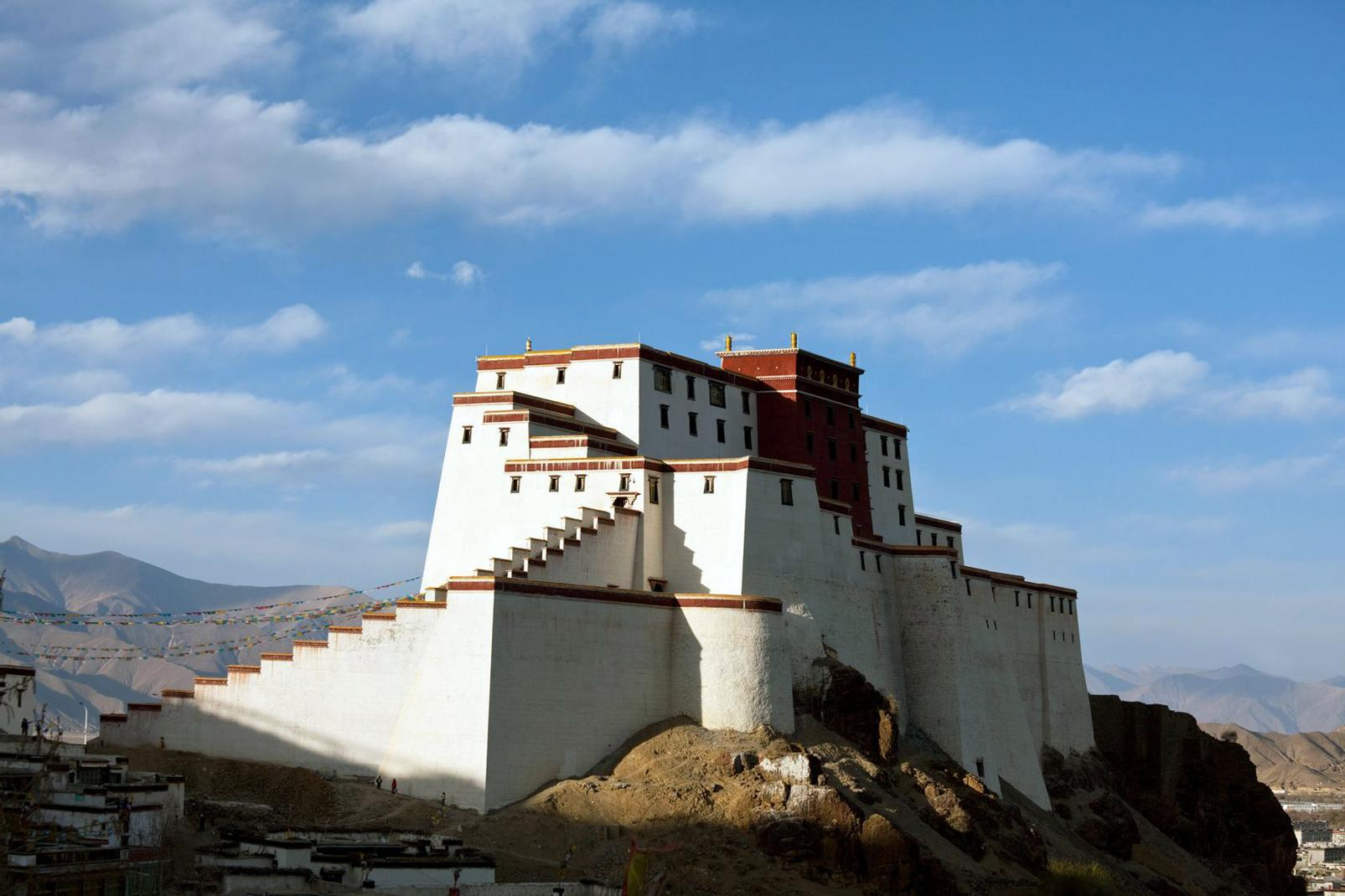 Asie; Chine; Tibet; Gyantsé;