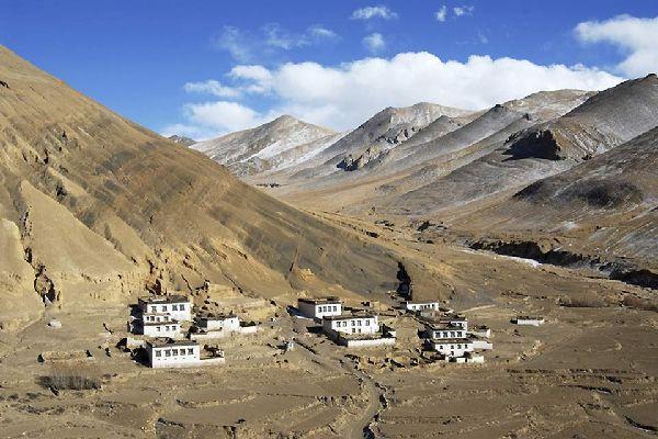 Gyantse est la ville la plus tibétaine du pays, grâce à la très faible présence des chinois.