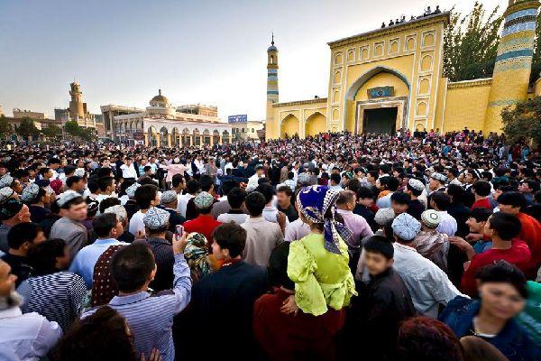 kashgar  guide de voyage