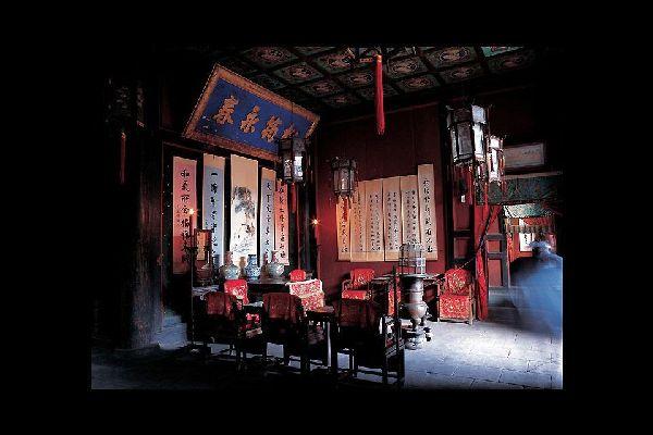 Confucio tuvo un efecto profundo sobre la cultura china, por lo que se pueden encontrar templos dedicados a este filósofo en todo el país.