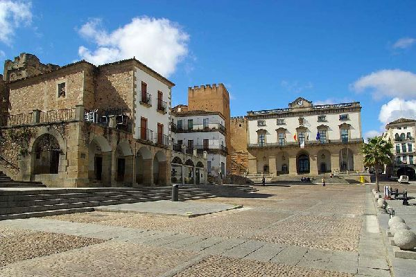 Cáceres was declared a World Heritage Site by UNESCO in 1986 due to its historical remains.