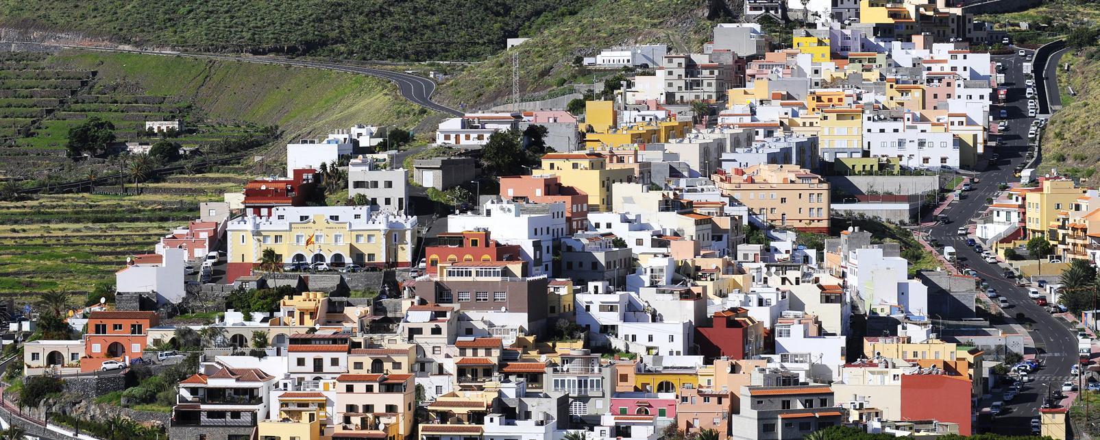 Europe; Espagne; Canaries; La Gomera;