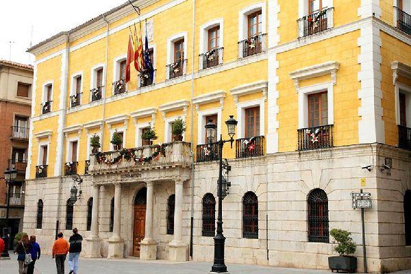 A public building