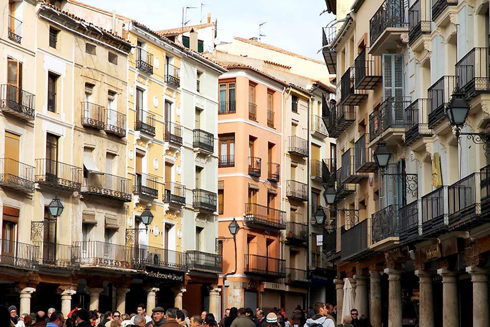 Teruel und die Mudejar-Architektur