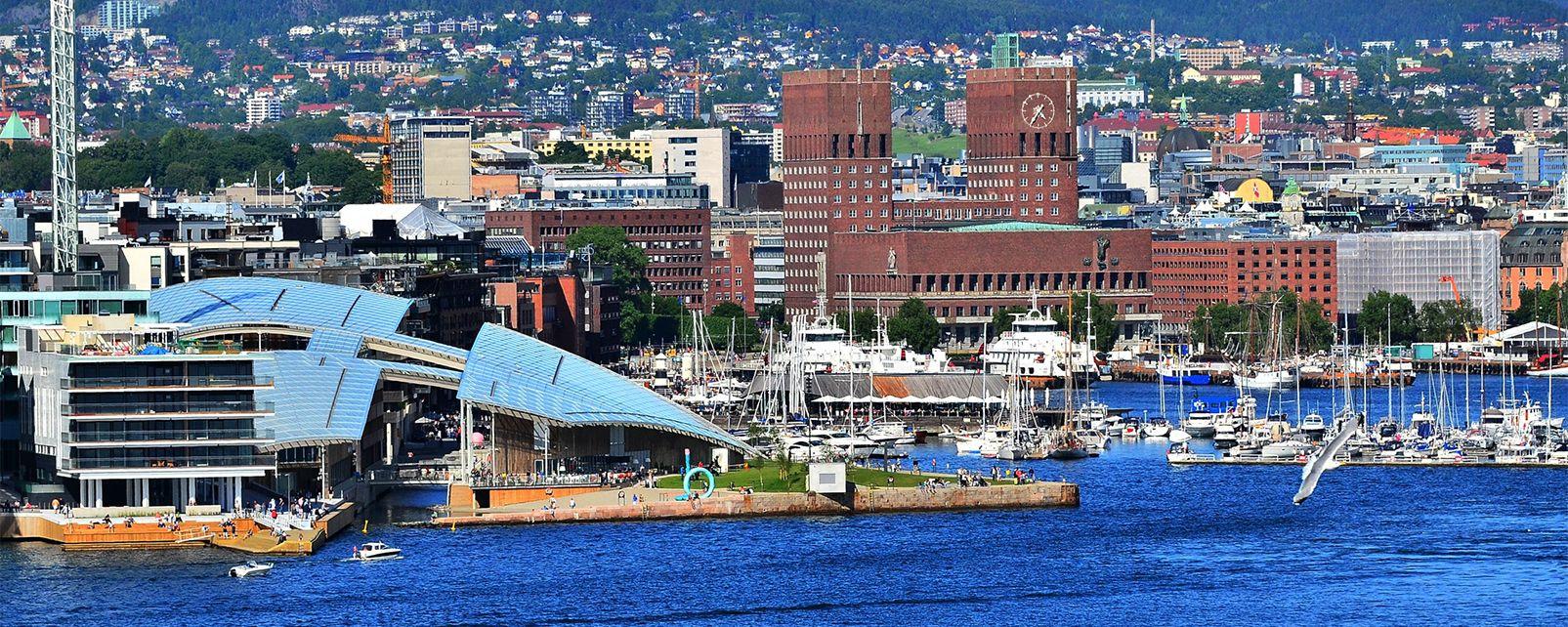 Europe; Norvège; Oslo;