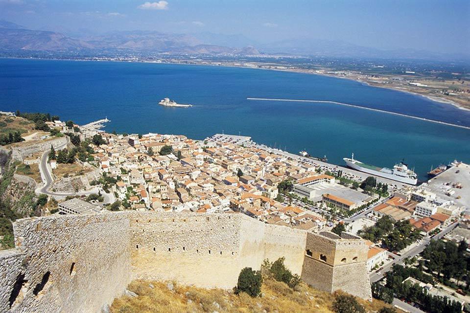 Diese Festung wurde von den Venezianern im 18. Jahrhundert errichtet.