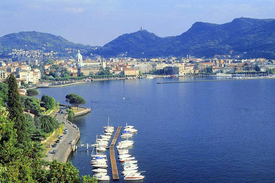 Como ist die berühmte Stadt am gleichnamigen See und eine ganz eigene kleine Welt.