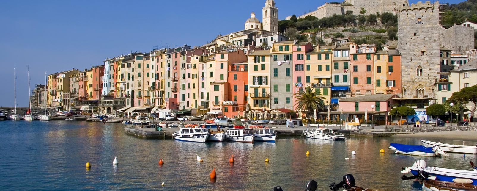 Portovenere Guide Des Villes D Italie Easyvoyage