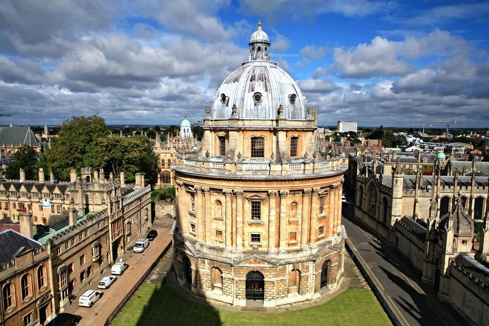 Oxford is a city in central southern England. It is the county town of Oxfordshire, and forms a district within the county.