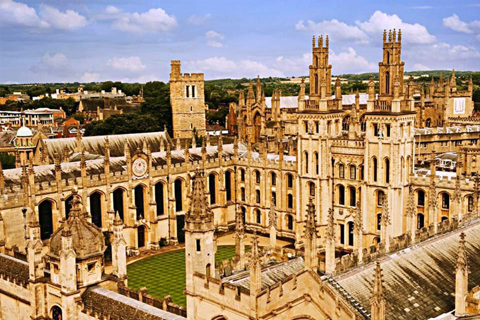 The city is known worldwide as a university town and home of the University of Oxford, the oldest university in the country and the English-speaking world.