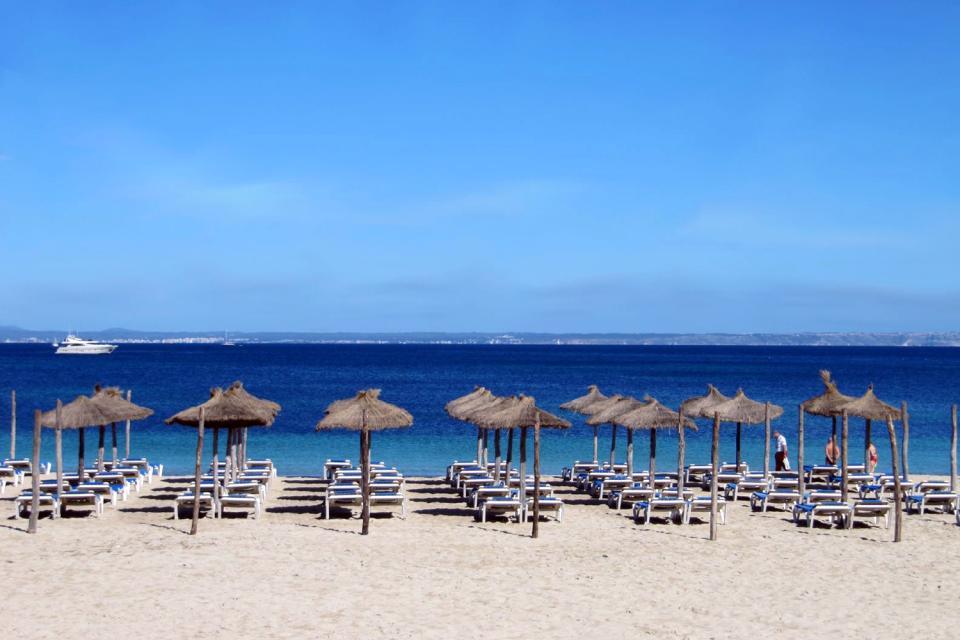 Dire que la baie de Palma est le point le plus touristique de l'Ile est un euphémisme : elle accueille à elle seule 8 des 10 millions de vacanciers qui débarquent chaque année à Majorque. Palma Nova compte parmi les plus anciennes stations balnéaires de l'île, et les plus animées, avec de nombreux commerces, bars, discothèques et restaurants. Dotée de sable blanc, d'une eau claire et bordée par une ...