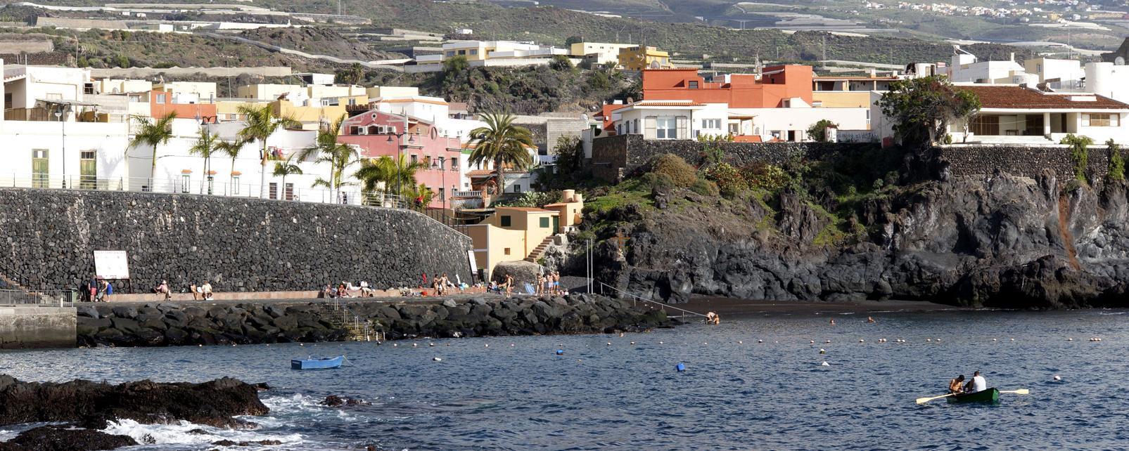 Europe; Espagne; Canaries; Guía de Isora;