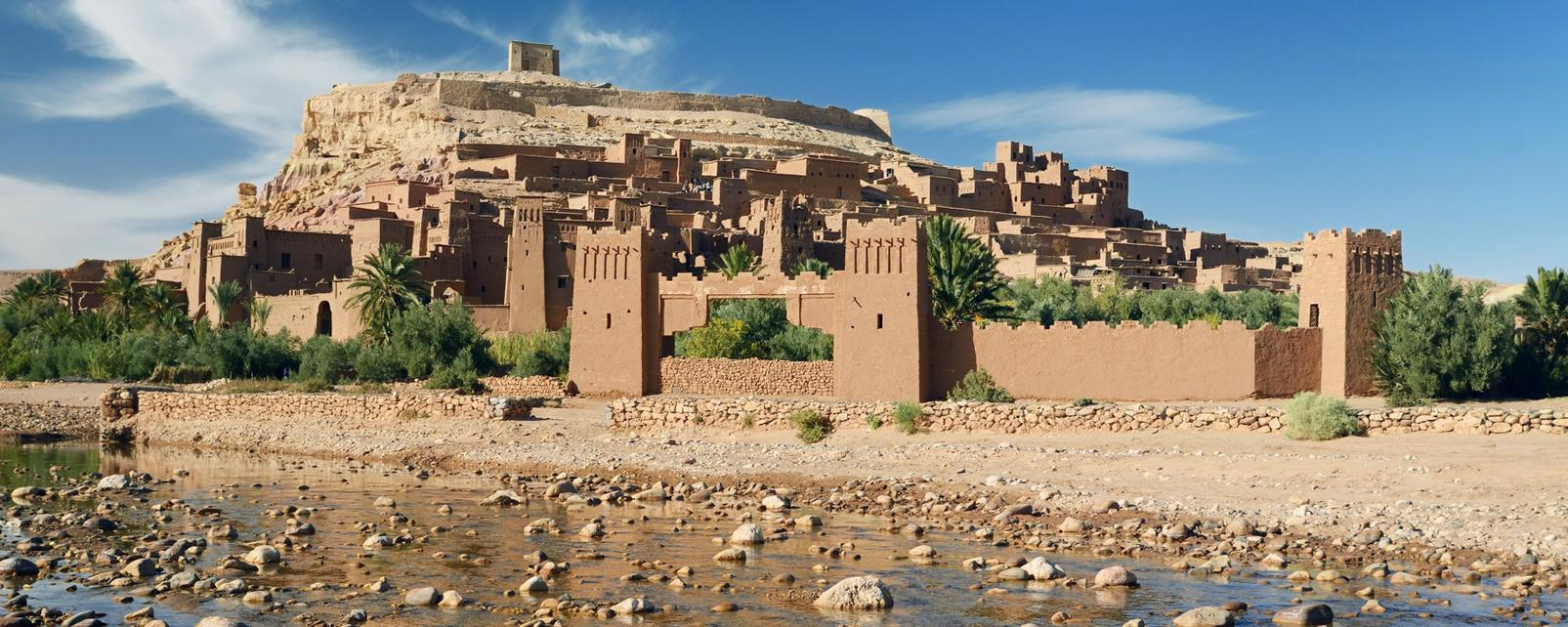 Afrique; Maroc; Ouarzazate;