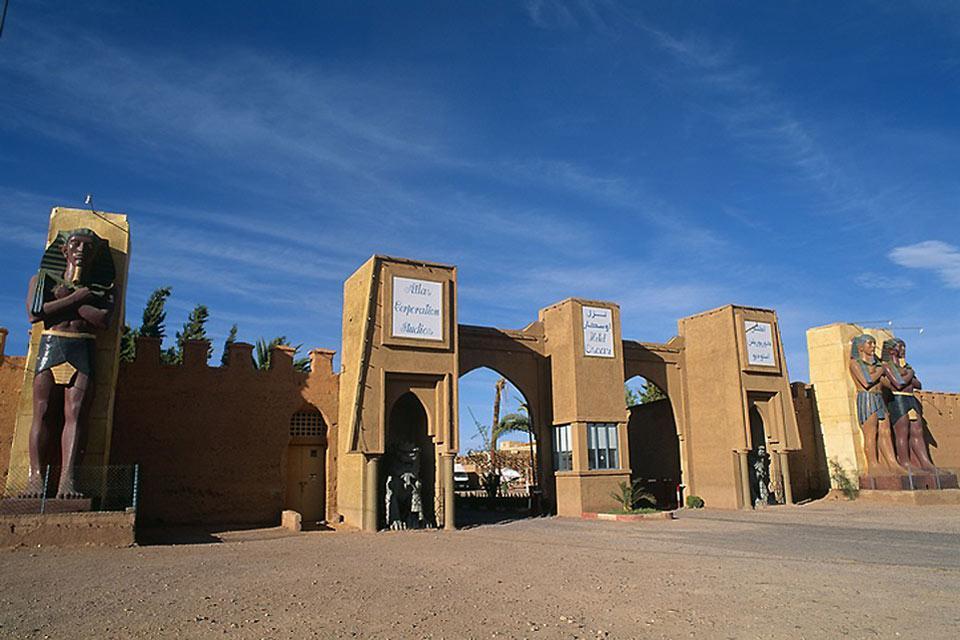 Ouarzazate è un set cinematografico molto apprezzato dai registi. Kingdom of Heaven, ad esempio, è stato quasi completamente girato in Marocco!