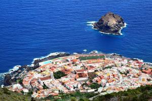 Europe; Espagne; Canaries; Garachico;