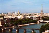 Con sus numerosos monumentos, París es un auténtico museo al aire libre.