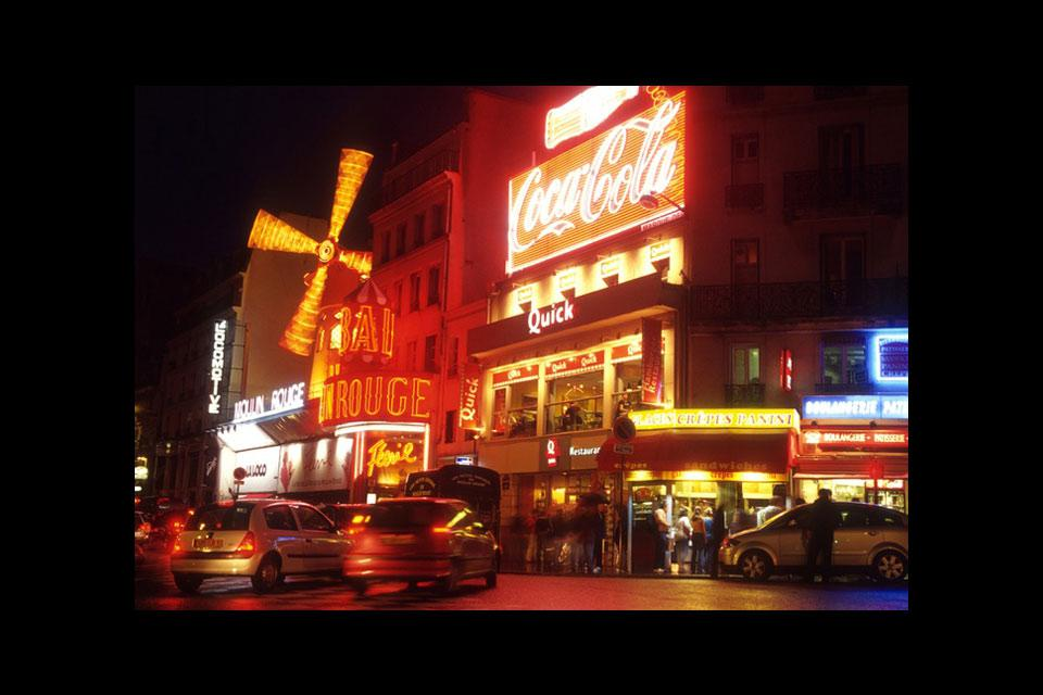 Pigalle is as much a tourist haunt as it ever was, with its cabarets, like the Moulin Rouge, and its nightlife.