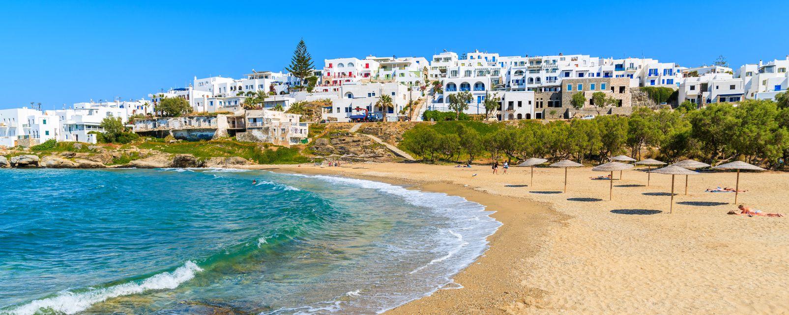 Paros, Cyclades, Grecia,