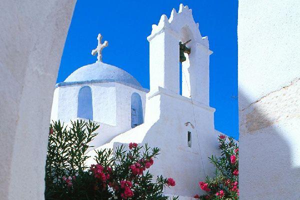 Questa chiesa è la terza basilica paleocristiana della Grecia.