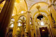 De nombreuses oeuvres artistiques sont réalisées dans la cathédrale.