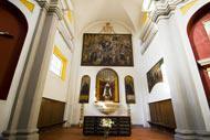 La chapelle du Capelet, qui se situe à l'intérieur de la Cathédrale, a été réalisée au XVIIème siècle.