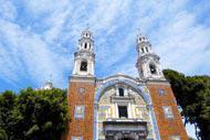 Un des principeaux monuments catholiques de la région.