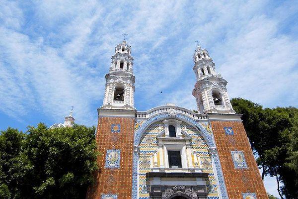 Uno dei principali siti cattolici della città.
