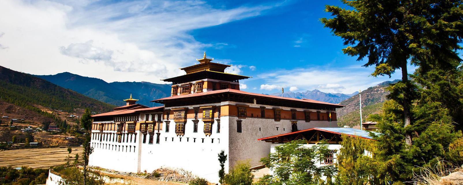 Asie; Bhoutan; Paro;