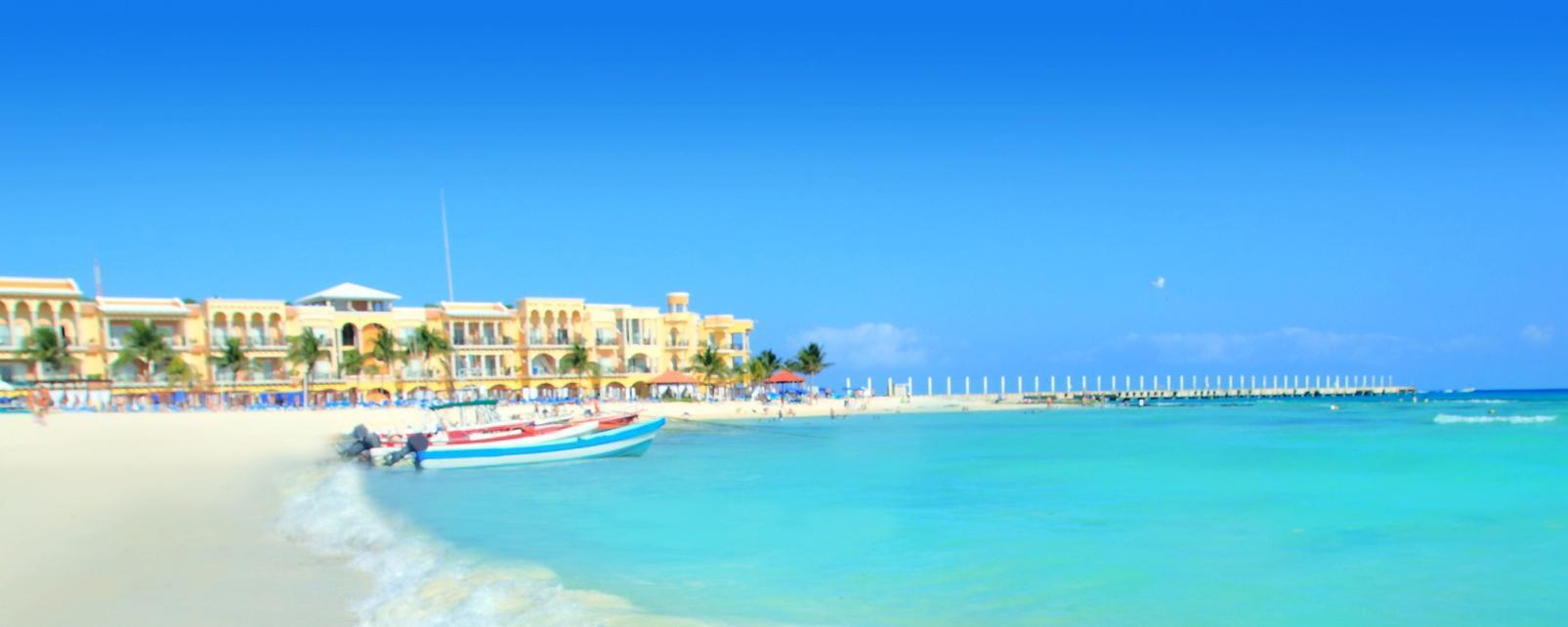 Vol Hotel Playa Del Carmen