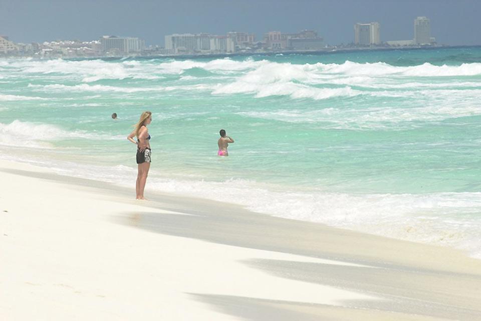 Playa del Carmen è la località di più successo della Rivera Maya, anche per uno stile di vita più gradevole ed ecologico.