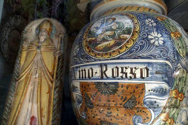 Umbrien ist für die Keramik- und Porzellanherstellung bekannt.