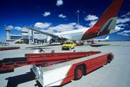L'aéroport de Perth se trouve à l'est de la ville alors que l'aéroport Jandakot est au sud.