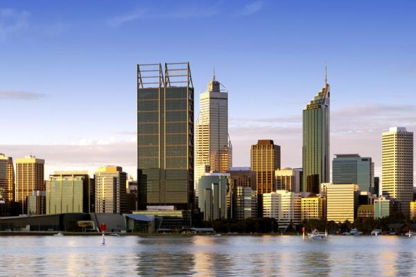Weather forecast Perth in September