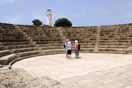 Le vaste site archéologique de l'antique cité de Néa Pafos jouxte la ville actuelle. Visite immanquable.
