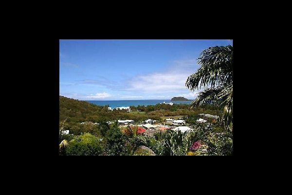 Deshaies is located in Basse-Terre and is a peaceful little village where the natural surroundings have been preserved.