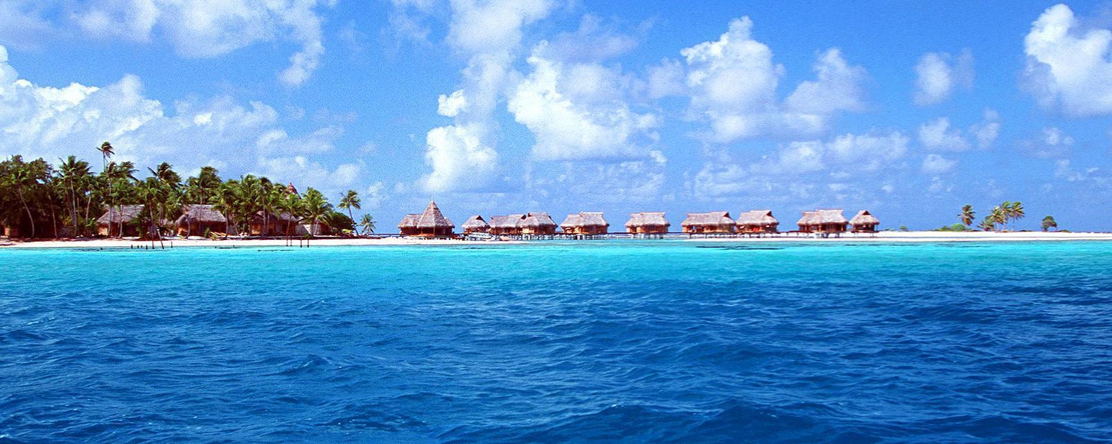 Océan Pacifique; Polynésie; Tuamotu; Tikehau;