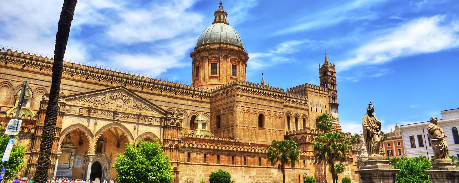 Palermo, Sizilien, Italien,