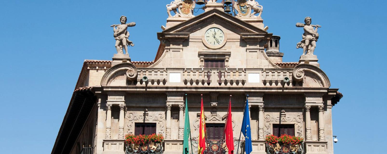 Europe; Espagne; Navarre; Pampelune;